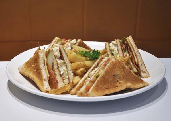 pancake house malaysia club sandwich