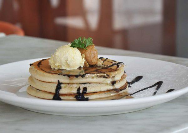 pancake house malaysia fluffy chocolate marble pancake