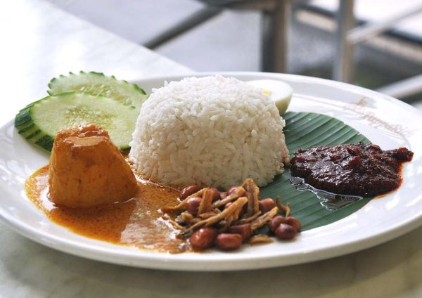 pappa lite meal papparich malaysia nasi lemak
