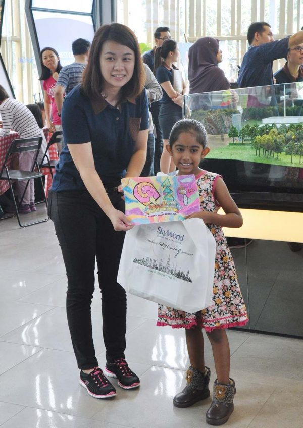 skyworld skyluxe on the park bukit jalil seoul-ful christmas carnival colouring contest