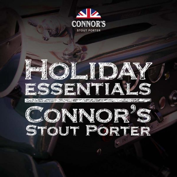 the connors experience by connors stout porter christmas 2016
