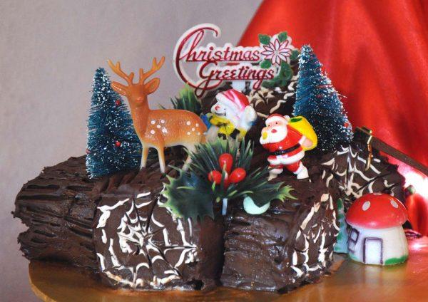 the royale bintang kuala lumpur christmas 2016 cake