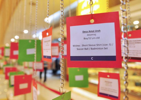 Toy Bank, A Gift Of Love 2016 @ Cheras LeisureMall, Kuala Lumpur