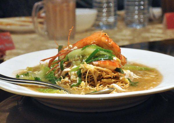 wong wok dai chao chinese cuisine lot 10 hutong kuala lumpur sang har sang mee