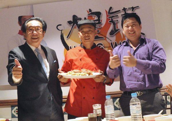 wong wok dai chao chinese cuisine lot 10 hutong kuala lumpur tan sri francis yeoh