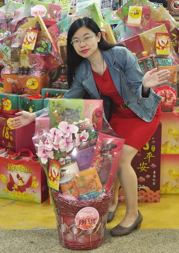 bms organics chinese new year hamper 2017 ivy kam