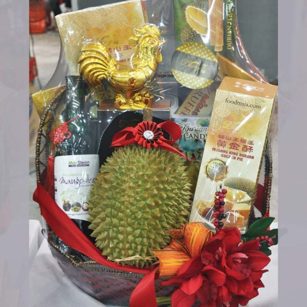 dking cny durian goodies hamper rm488