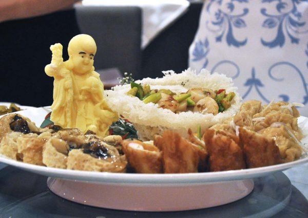 dynasty restaurant renaissance kuala lumpur hotel cny appetizers
