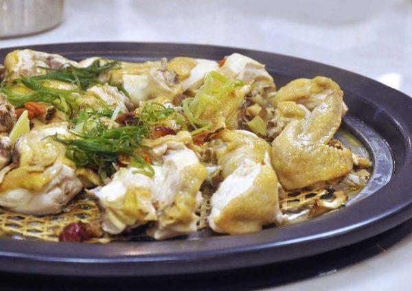 kungfu steam seafood restaurant bandar puteri puchong cny chicken