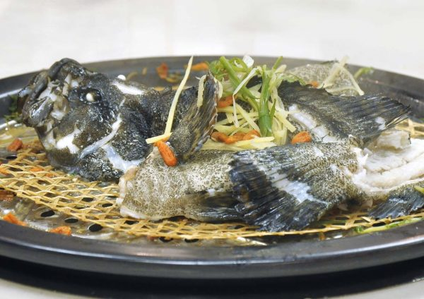 kungfu steam seafood restaurant bandar puteri puchong cny fish