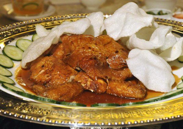lai ching yuen grand millennium kuala lumpur cny chicken