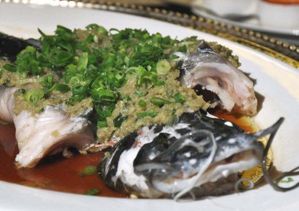 lai ching yuen grand millennium kuala lumpur cny fish