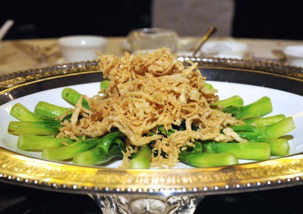 lai ching yuen grand millennium kuala lumpur cny vegetable