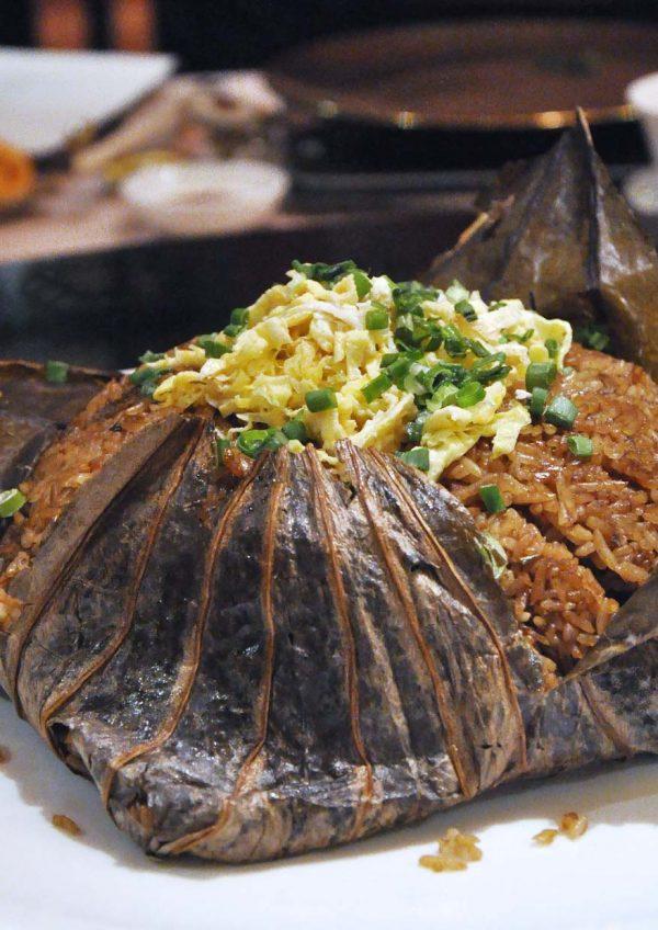 li yen ritz-carlton kuala lumpur cny rice