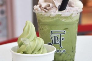 Delicious Treats For Matcha Lovers @ Pablo Cheese Tart Malaysia
