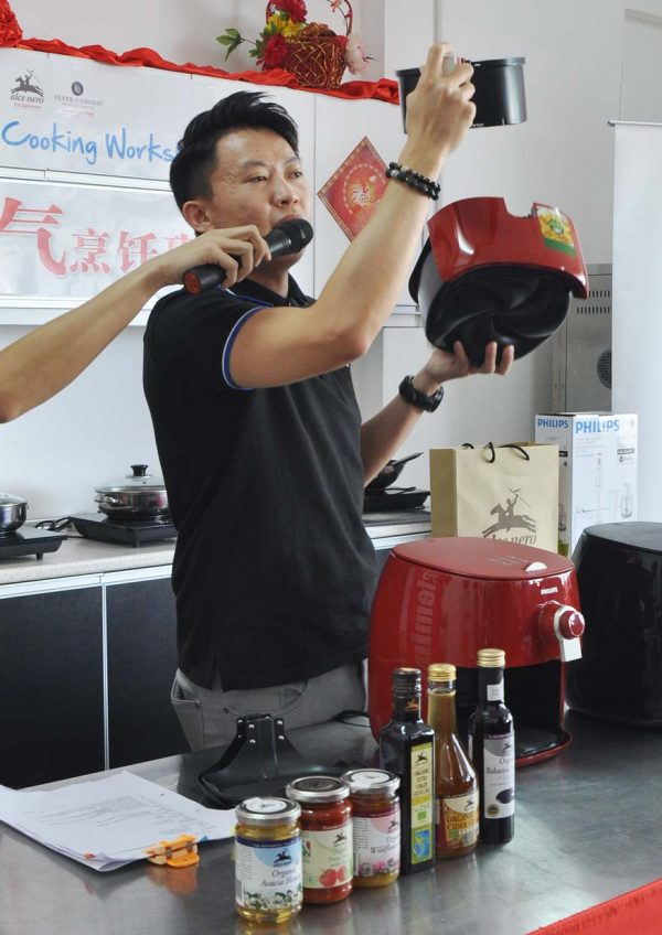 philips malaysia airfryer turbostar indulge in cny cooking workshop