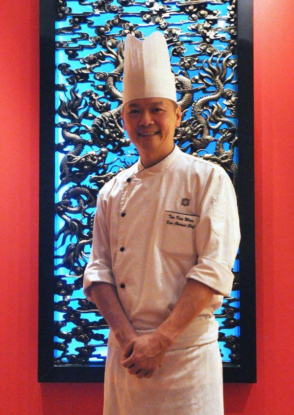 shang palace shangri-la hotel kuala lumpur cny chef tan kim weng