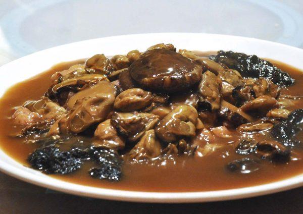 shang palace shangri-la hotel kuala lumpur cny dried oyster