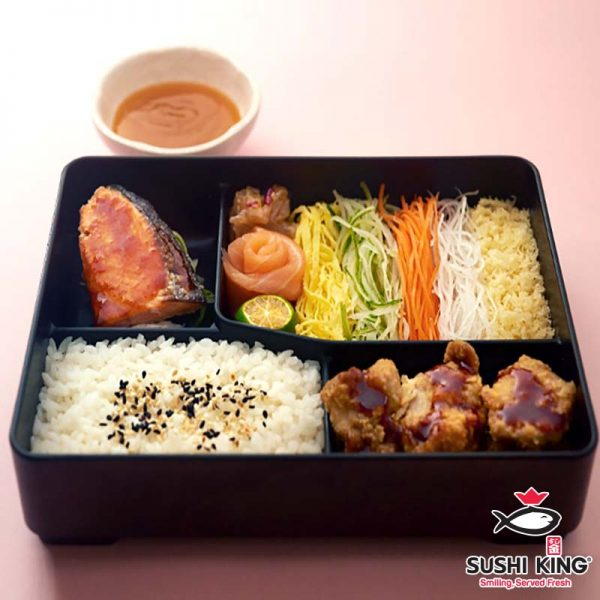 sushi king japanese restaurant chinese new year bento