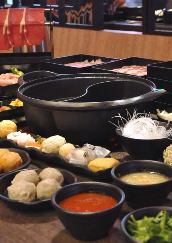 taiwanese chun ciou hot pot buffet old klang road kl ingredients