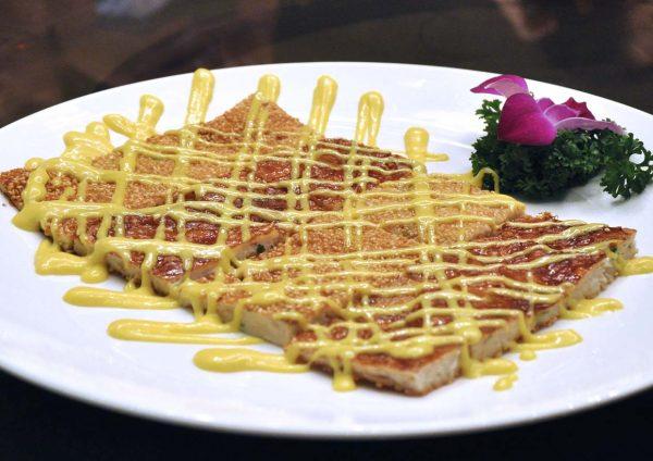 tao chinese cuisine interContinental kuala lumpur cny chicken