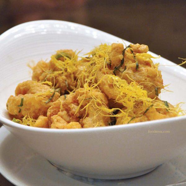 tao chinese cuisine interContinental kuala lumpur cny prawn