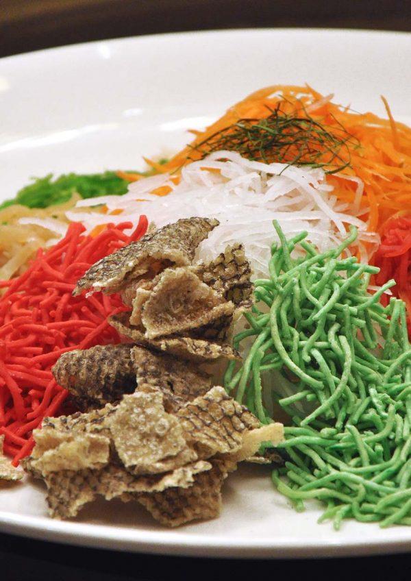 tao chinese cuisine interContinental kuala lumpur cny yee sang