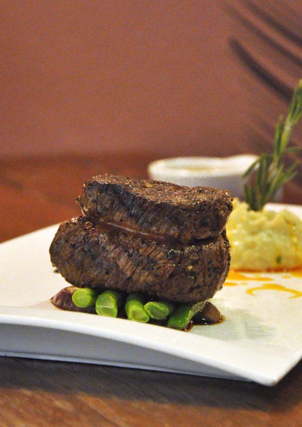 the eighth avenue publika kuala lumpur fusion cuisine beef tenderloin