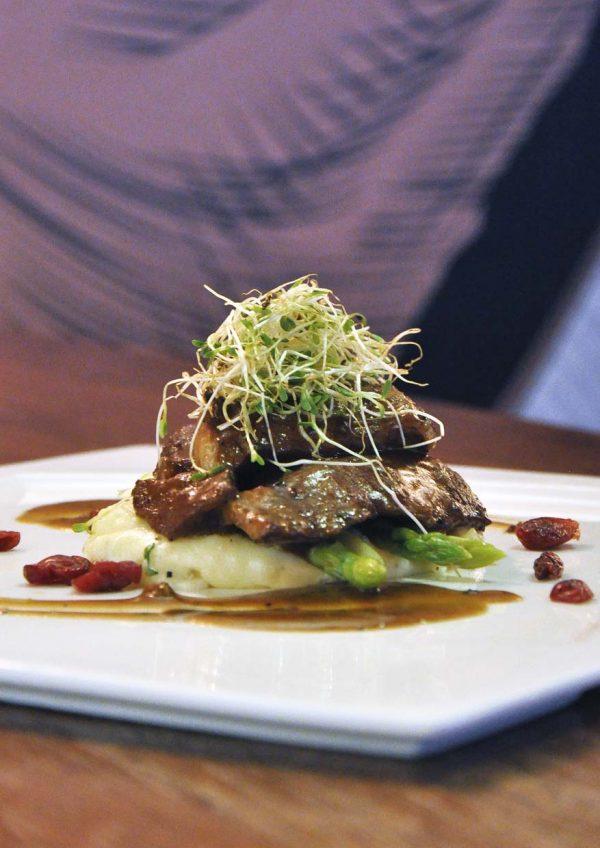 the eighth avenue publika kuala lumpur fusion cuisine braised pork cheeks