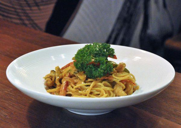 the eighth avenue publika kuala lumpur fusion cuisine oink oink sambal pasta