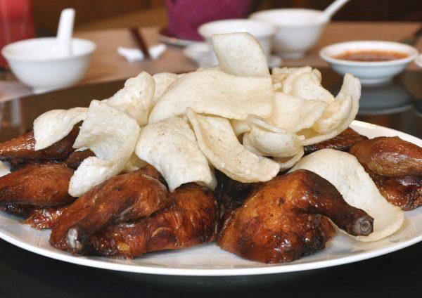 the emperor chinese restaurant dorsett grand subang cny chicken