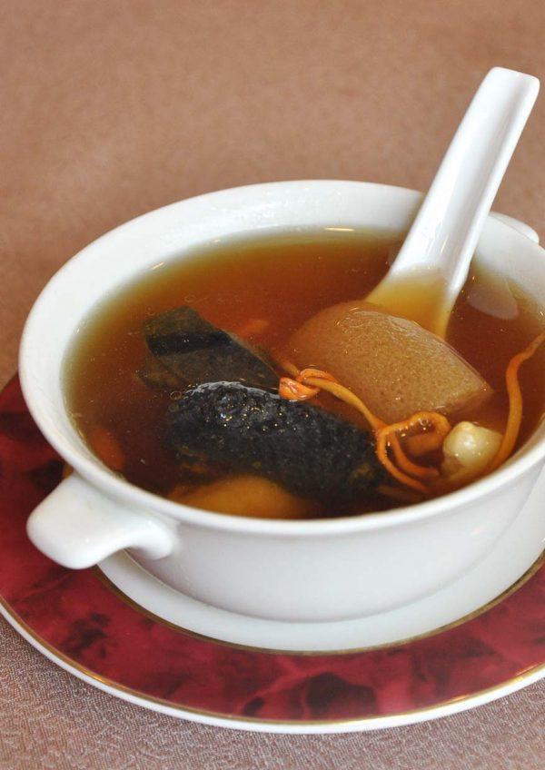 the emperor chinese restaurant dorsett grand subang cny soup