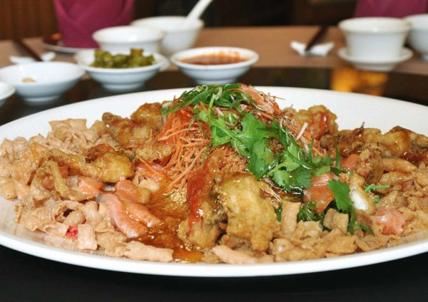 the emperor chinese restaurant dorsett grand subang cny yee sang