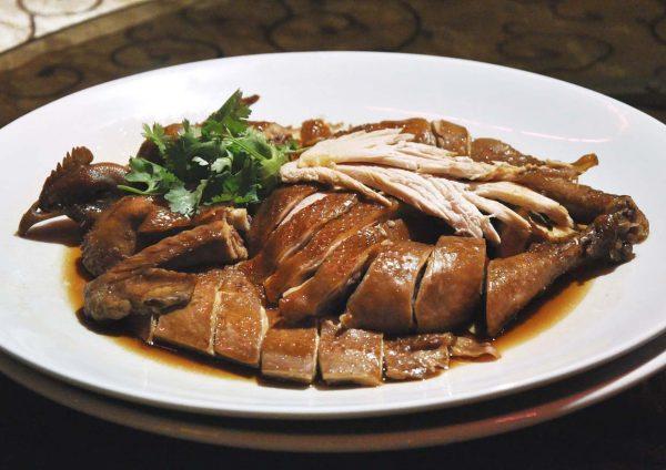 ti chen saujana hotels and resorts chinese new year chicken