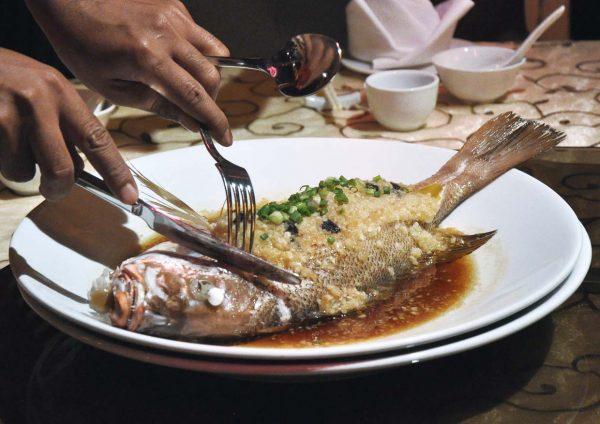 ti chen saujana hotels and resorts chinese new year fish