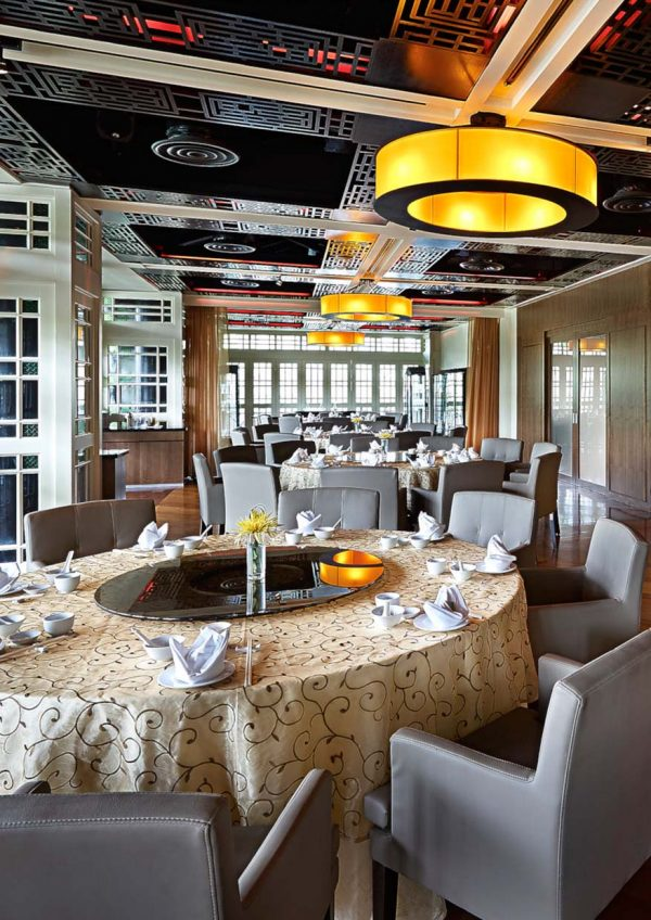 ti chen saujana hotels and resorts chinese new year interior