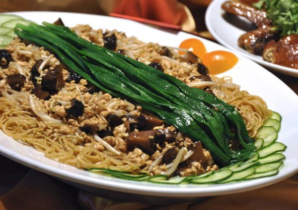 utara coffee house armada petaling jaya chinese new year 2017 noodles