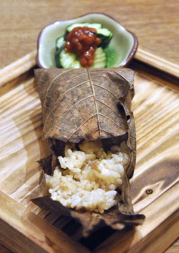 xenri japanese cuisine old klang road cny chirimen jyako houba meshi