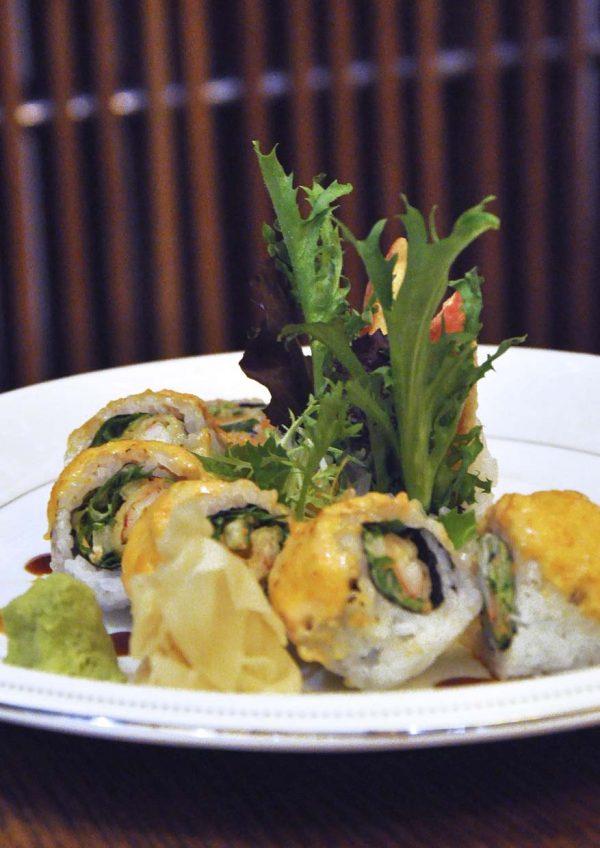 xenri japanese cuisine old klang road cny golden haru maki