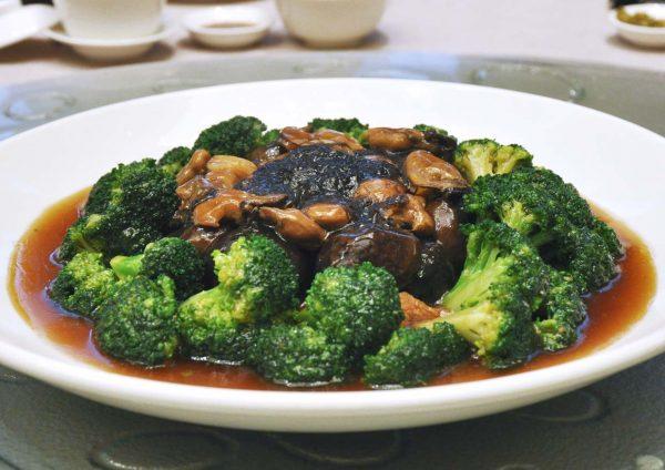 zuan yuan chinese restaurant one world hotel cny 2017 mushroom