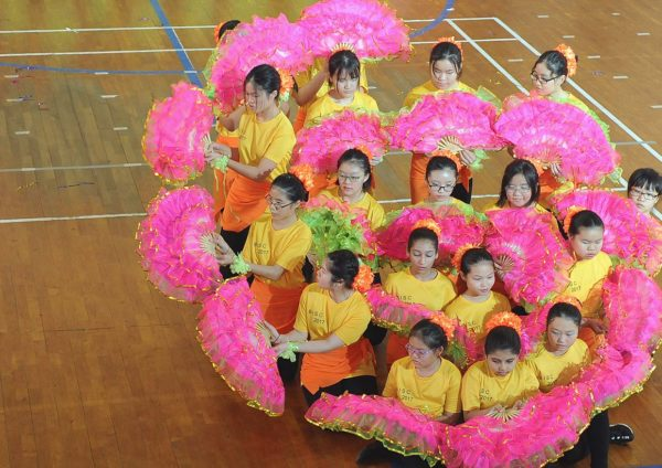 beaconhouse international school convention 2017 malaysia dance