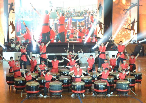 beaconhouse international school convention 2017 malaysia drum