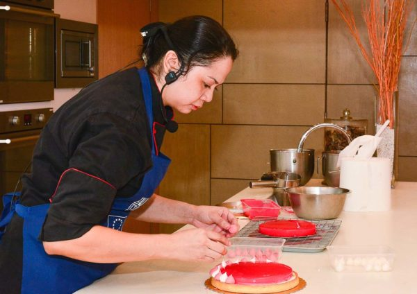 cream of europe chef rahina salleh