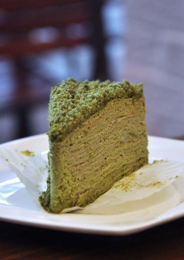doutor malaysia japanese cafe sunway velocity kuala lumpur matcha mille crepe cake