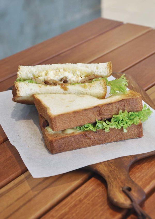 doutor malaysia japanese cafe sunway velocity kuala lumpur teriyaki chicken tamago sandwich