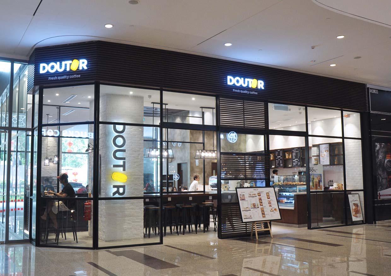High Quality Coffee Shop from Japan @ DOUTOR Malaysia