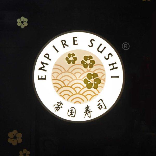 empire sushi japanese kiosk avenue k kuala lumpur logo