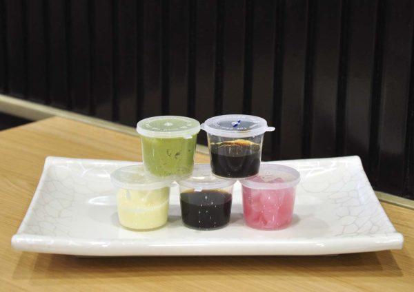 empire sushi japanese kiosk avenue k kuala lumpur sauces