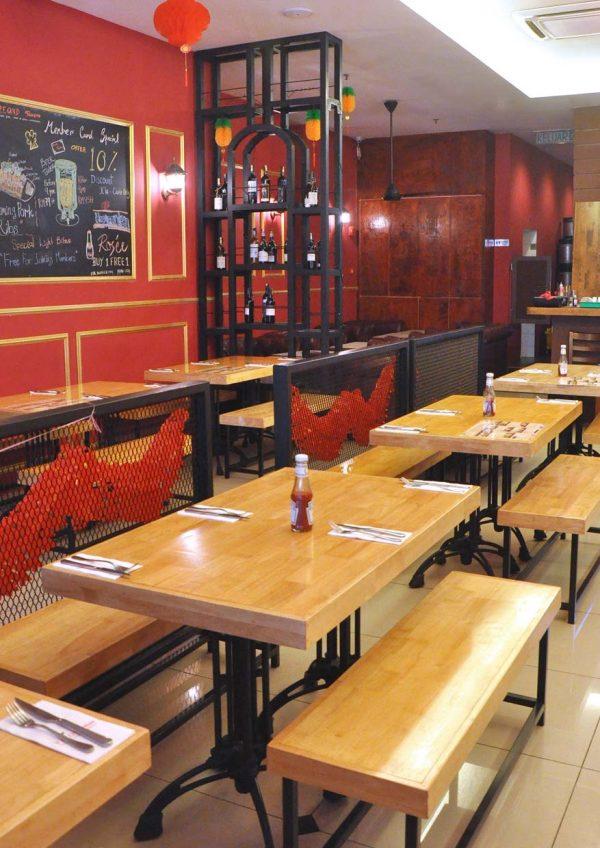 freond tavern setiawalk puchong valentines day interior