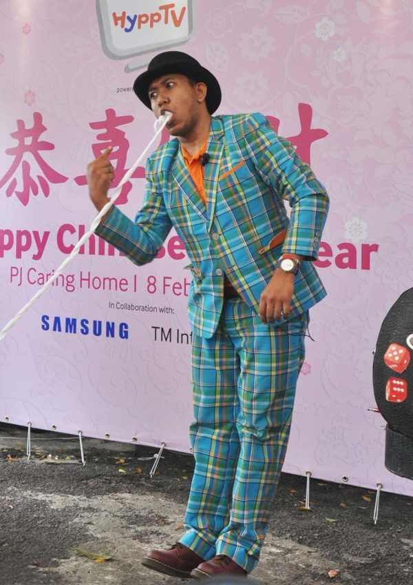 hypptv chinese new year csr pj caring home magic show